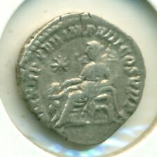Commodus Denarius 180-192 VF s. 5686