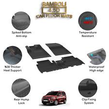 Premium 4,5D Car Floor Mat for Citroen Berlingo 2019