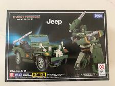 TAKARA TOMY Transformers Masterpiece MP-47 Hound Authentic