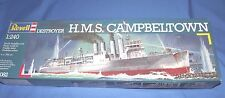 Revell Destroyer HMS CAMPBELLTOWN 1:240 Scale Model Kit #05082