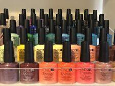 CND Shellac Esmalte En Gel Todos Los Colores vendedor del Reino Unido