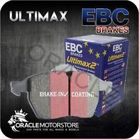 NEW EBC ULTIMAX FRONT BRAKE PADS SET BRAKING PADS OE QUALITY - DP1322