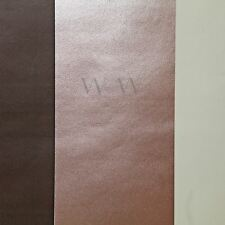 STRIPE WALLPAPER - CHOCOLATE / COPPER / TAUPE - DIRECT WALLPAPERS E40938