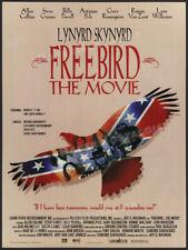 FREEBIRD: The Movie__Orig. 1996 Trade AD / ADVERT__Ronnie Van Zant__Steve Gaines