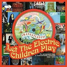 LET THE ELECTRIC CHILDREN PLAY - The underground story of Transatlantic Records