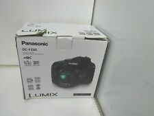 Panasonic LUMIX DC-FZ80 4K/60x Zoom Digital Camera