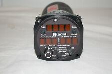 SHADIN FUEL FLOW INDICATOR  P/N 910532P