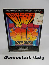 BLOCKOUT BREAKDOWN MAGNAVOX ODYSSEY 2 - BOXED RARE