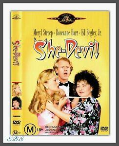 She-Devil DVD Meryl Streep, Roseanne Barr