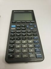 Texas Instruments TI-82 Graphing Calculator with cover - Tested Works