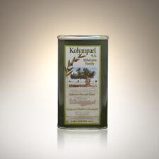 Natives Olivenöl Extra Kolympari 1 Liter Kanister aus Kreta