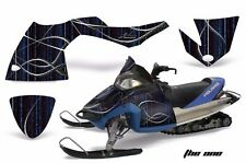 AMR Racing Sled Wrap Polaris Fusion Snowmobile Graphics Kit 2005-2007 THE ONE U