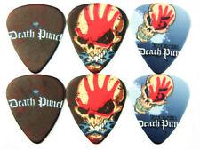Five Finger Death Punch FFDP Guitar Picks Lot of 10 1.0 mm Thick US Seller New
