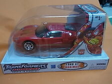 Transformers Alternators Disguise Ford GT Rodimus