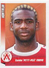 N°252 ILOMBE M'BOYO # CONGO KV.KORTRIJK STICKER PANINI FOOTBALL 2011