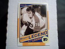 2012-13 OPC O-Pee-Chee Marquee Legend Flyers Bobby Clarke #537