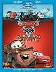Cars Toon : Mater's Tall Tales  (Blu-ray, 2010) No Case, Read Descript Section