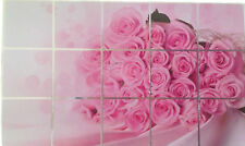 Auto adhensive wall decor-wall art-décoration murale-autocollant mural-tiles stickers