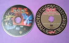 Yu-Gi-Oh 2 Disc DVD Collection (Yu-Gi-Oh, The Movie & Official Rules DVD)