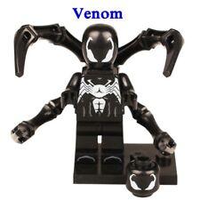Minifiguren Venom Spiderman Figur Marvel Action Figuren Film Spielzeug Sammeln