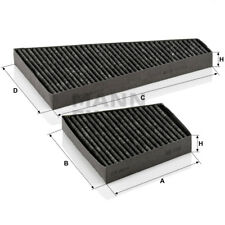 Cabin Air Filter MANN CUK 35 000-2