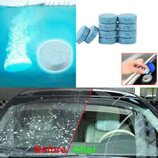 10x Car Solid Wiper Effervescent Tablet Wash Cleaner Windshield Glass Cleaning