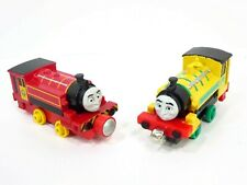 Thomas Take & Play Victor Diecast Train Yellow Red Engine Lot Learning Curve