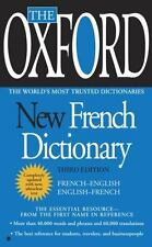 The Oxford New French Dictionary : Third Edition by Oxford University Press...