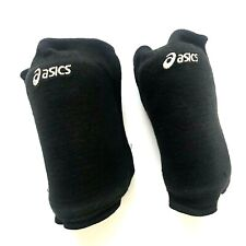 Asics Volleyball Knee Pads Womens Adult Small, Black Sliders