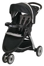 Graco FastAction Fold Sport Lightweight Stroller (Black)