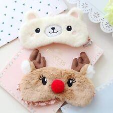 Cute Rest Bear Eyepatch Blindfold Shield Eye Cover Mask Shade Cartoon Elk Hot