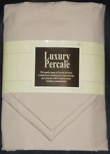 "NEW EXTRA DEEP 13"" KING SIZE FITTED SHEET+ 2 FREE PILLOWCASE - BEIGE"