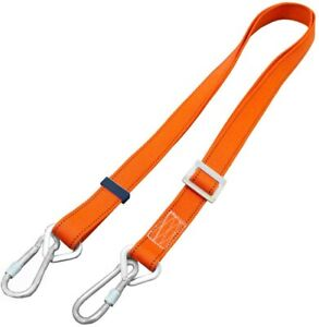 Boaton Safety Harness Tree Strap, Quick Connect, Tree Climbing Belt