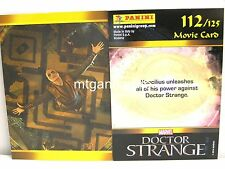 Doctor Strange Movie Trading Card - 1x #112 Movie Card-TCG