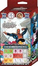 Marvel Dice Masters The Spider-man 2 Player Starter Set