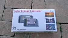Steca Solar Charge Controller. 12/24V  8A.