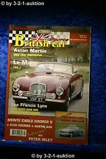 British Classic Sports Car Nr.4 1996 deutsch Aston Martin DB2 DHC
