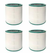HEPA Vacuum Filter Compatible w/ Dyson Pure Cool Link TP02 968126-03, 4 Filters