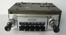 chevrolet autoradio a valvole anni 50-60 RARISSIMA