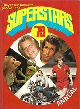 Superstars Annual 1979 - Leo Sayer,Bob Marley,Fleetwood Mac,Sex Pistols,007 +