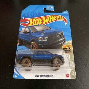 2021 Hot Wheels 2020 RAM 1500 Rebel Baja Blazers 8/10 #101
