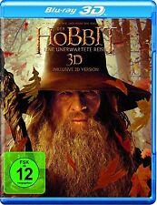 DER HOBBIT, Eine unerwartete Reise (Blu-ray 3D + Blu-rayDisc) NEU+OVP