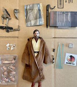 Hot Toys Star Wars Revenge Of The Sith Obi-Wan Kenobi MMS477 1/6 NO BOX Disney