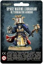 Warhammer 40k Space Marine Librarian in Terminator Armour ->New in Box<-