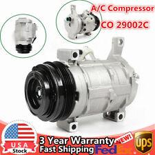 Ac A/C Compressor Kit For Silverado 1500 Sierra 1500 Tahoe Gmc Yukon Co 29002C