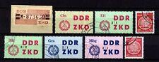 DDR  ZKD + Dienst