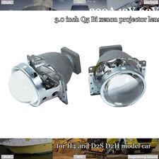 Bi Xenon Projector Lens LHD for Car Headlight 3.0 Q5 35W Can Use D1S D2S