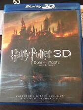DVD HARRY POTTER E I DONI DELLA MORTE - PARTE 01-02 (3D) (4 BLU-RAY+2 Blu Ray 3D