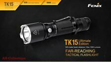 Fenix tk15 UE LED Torcia Flashlight 1000 lumen Turbo + STROBE + Holster