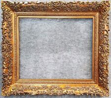 """4.75"""" Picture Frame antique Gold Ornate museum Oil Painting Wood 256G 20x24"""
